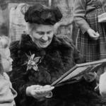 Принципи виховання щасливої дитини від Марії Монтессорі