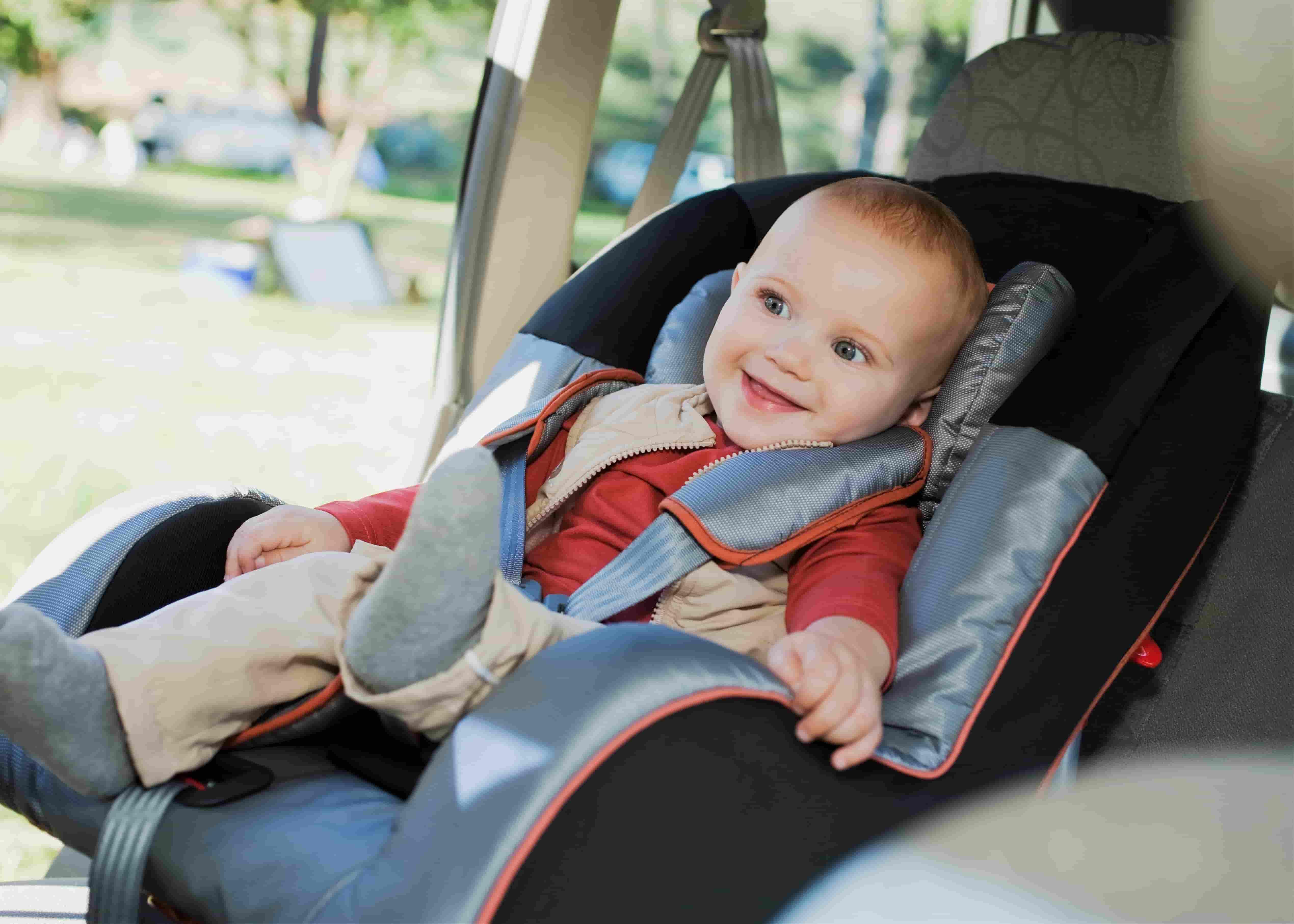 Як вибрати дитяче автокрісло хорошої якості