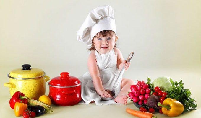 Правильний прикорм дитини в 10 місяців