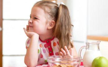 Дитина не хоче їсти