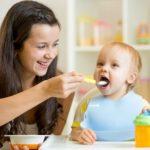 Харчування дитини в рік і 6 місяців: поради, меню, рецепти