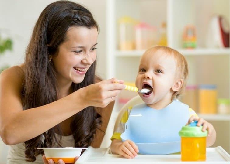 Правильне Харчування дитини в 1,5 року