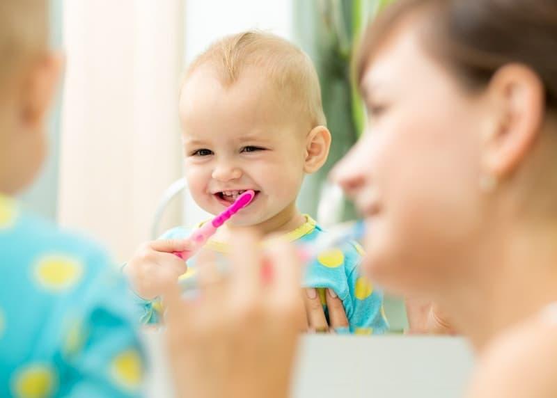 Догляд за зубами для дітей