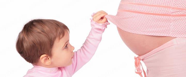 друга вагітність без токсикозу і симптомів