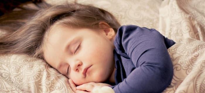 міцний сон у дитини