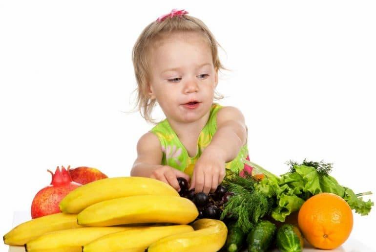 зразкове меню дитини в рік і 6 місяців
