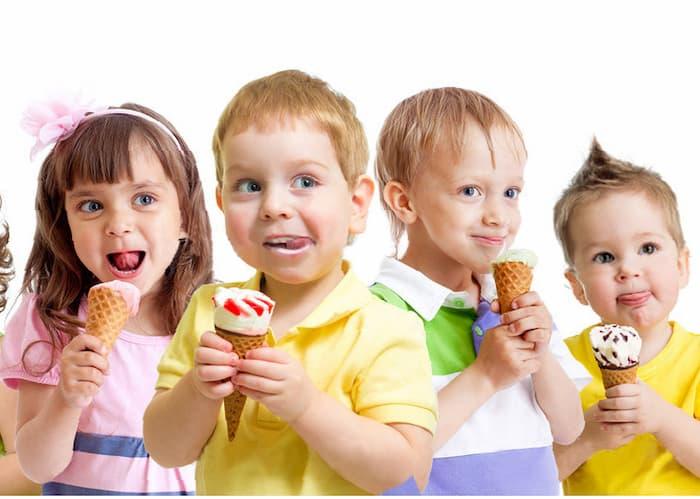 Як приготувати морозиво в домашніх умовах дітям