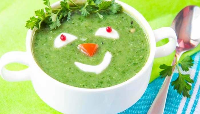 суп для малюків