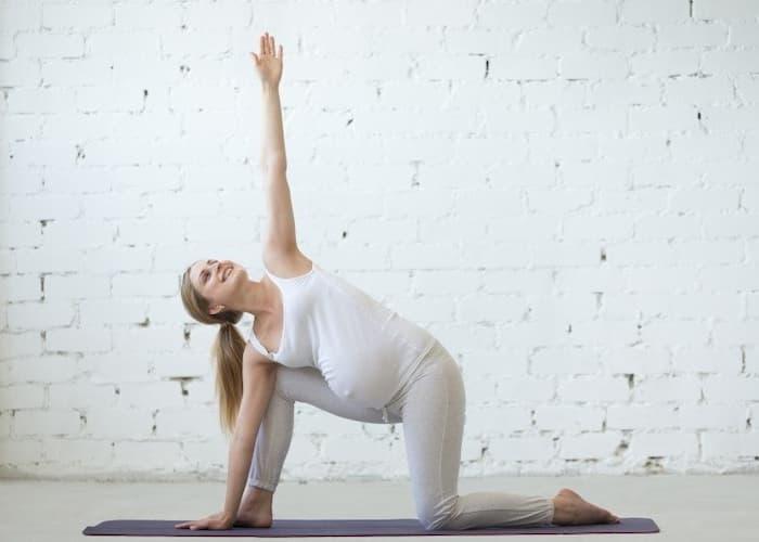 Які вправи для вагітних обрати