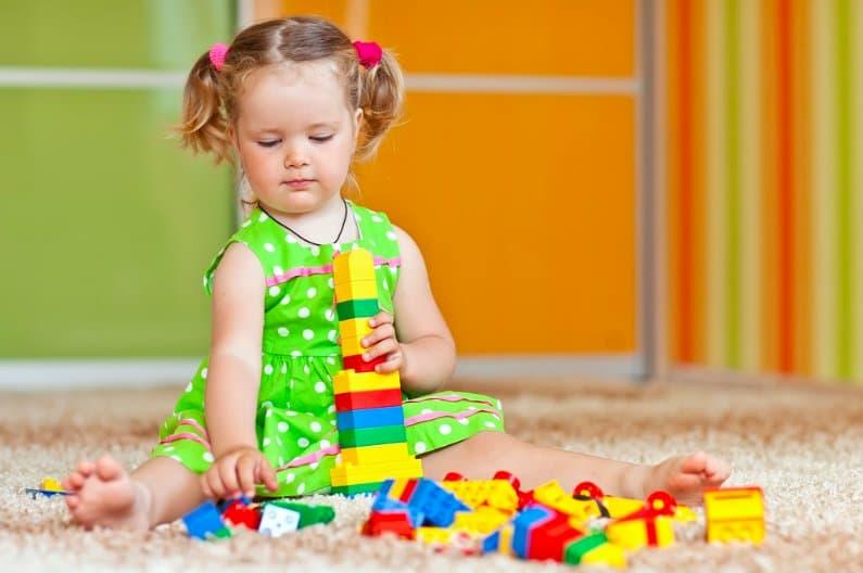 Ігри для розвитку дитини в 2 роки