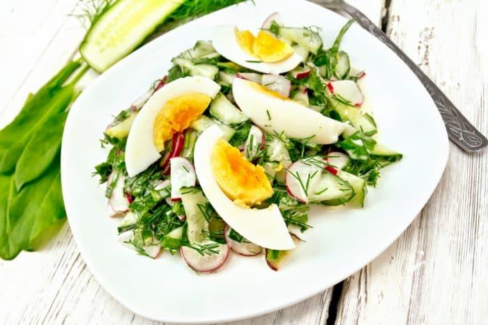 Корисний салат для дітей
