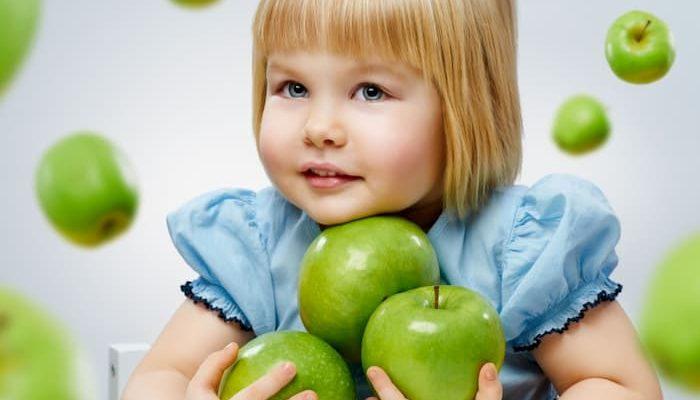Правильне харчування дитини в 3 роки